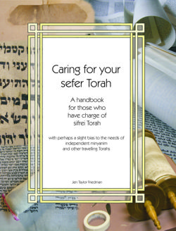 Torah care book cover